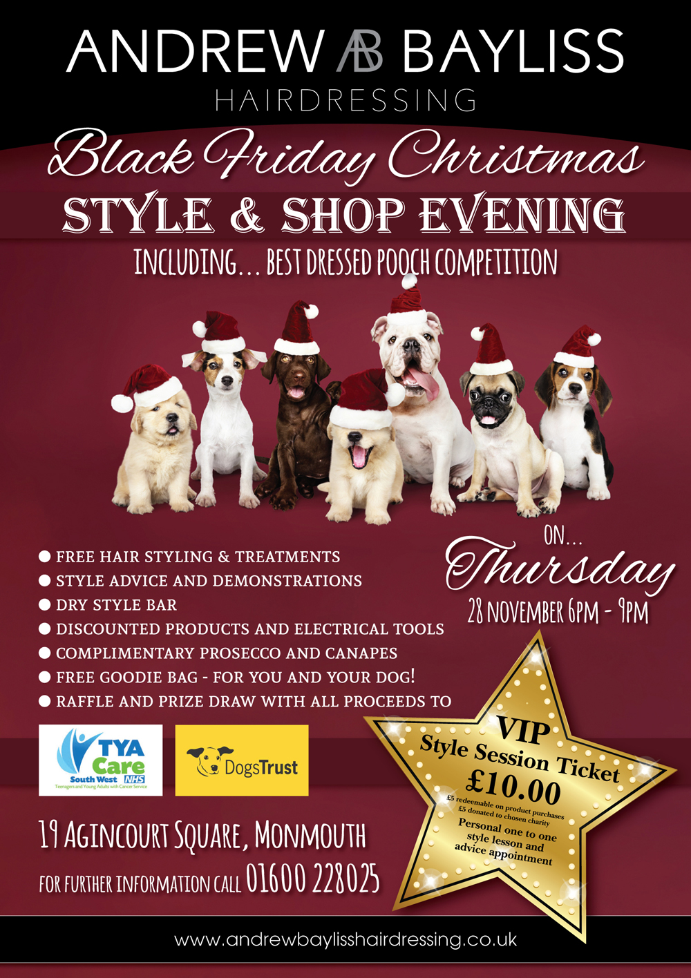 Style & Shop Evening